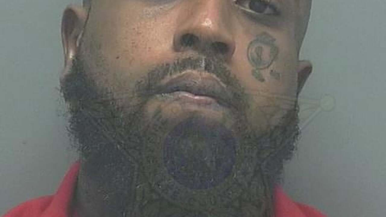 Leonard Pitters arrested for narcotics in Cape Coral