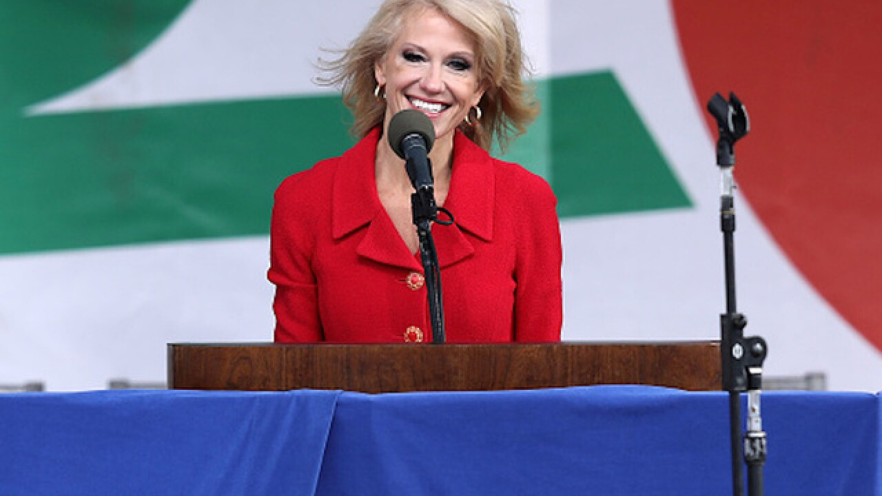 Conway's 'Bowling Green Massacre' wasn't one-time slip-up, Cosmo reveals