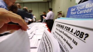 Wisconsin unemployment rate up for 5th straight month