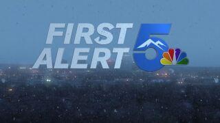 First Alert 5 Snow
