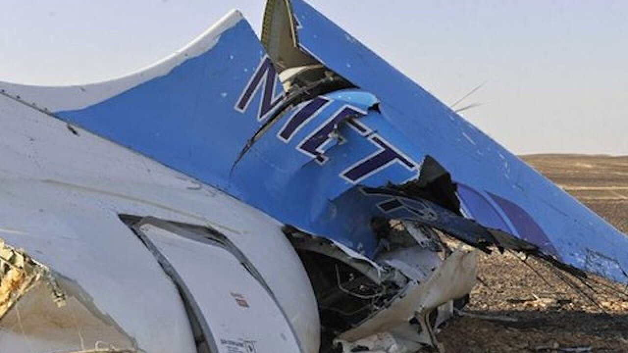 Egypt losing $250M monthly after plane crash