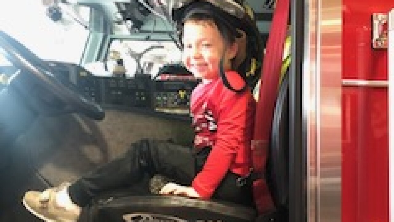 Kansas family hoping for miracle for 5-year-old with inoperable cancer