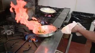 Restaurant food cooking kitchen