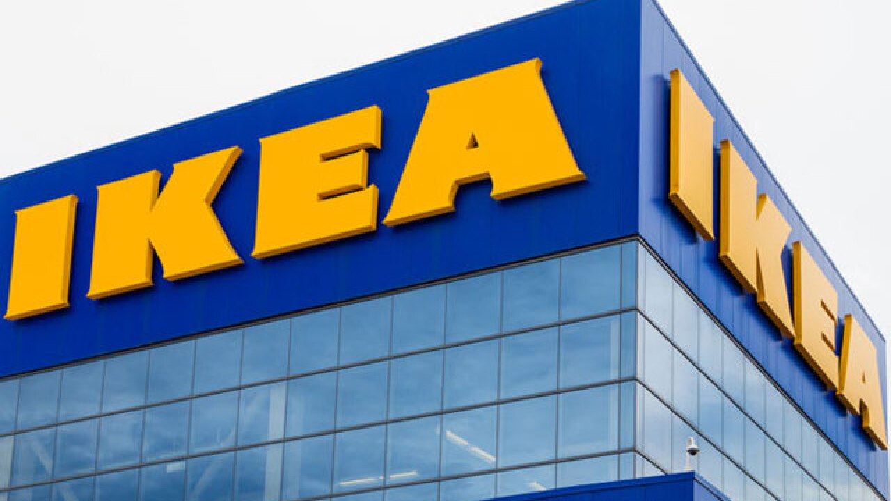 IKEA Sets Up Shop North of the Border