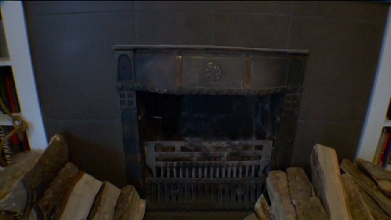 Health leaders warn people about risk of wood burning in Utah