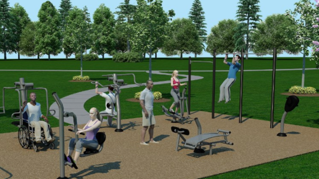 New fitness park may be coming to Hazel Park