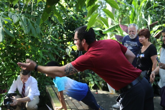 "Mitchell Park Domes welcome corpse flower and all its ""rotting corpse"" smells [PHOTOS]"