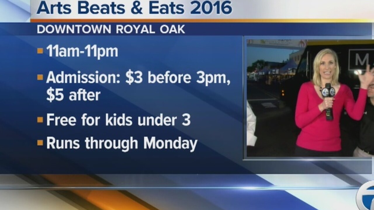 Arts, Beats & Eats: Everything you need to know