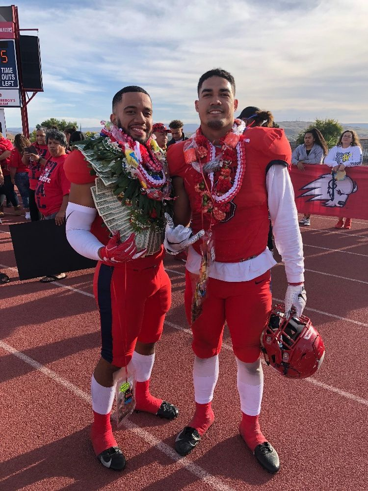 Photos: Dixie State University mourns death of student athlete