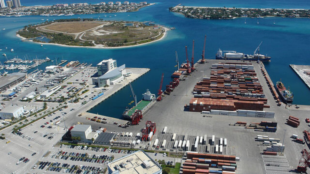 Gov. Scott threatens funding for ports