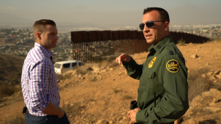 U.S. Border Patrol agent says wall isn't 'the answer' but it helps agents on front line