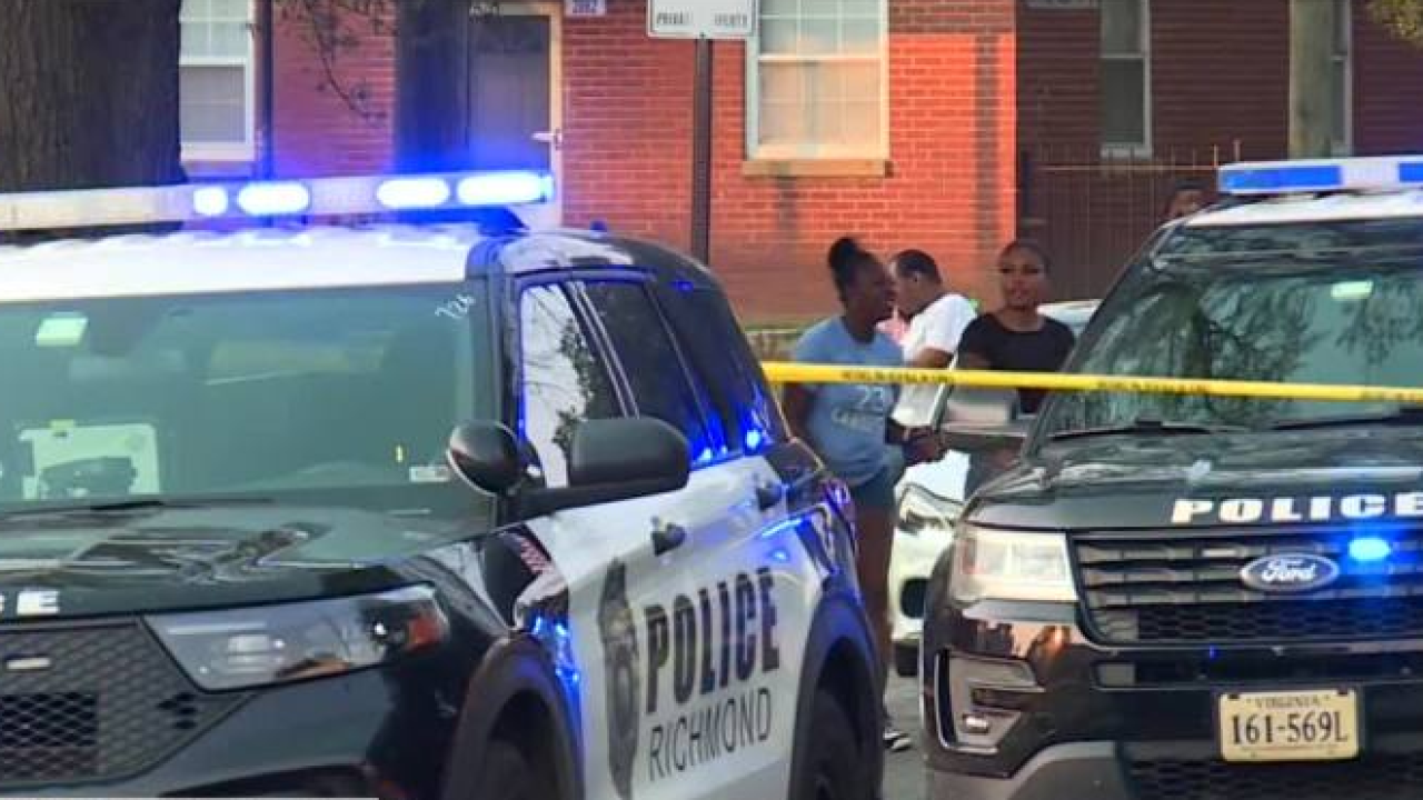 Seven people shot in violent 24 hours in Richmond