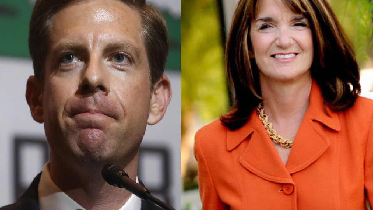 49th District poll: Democrat Mike Levin has lead over Republican Diane Harkey heading into election