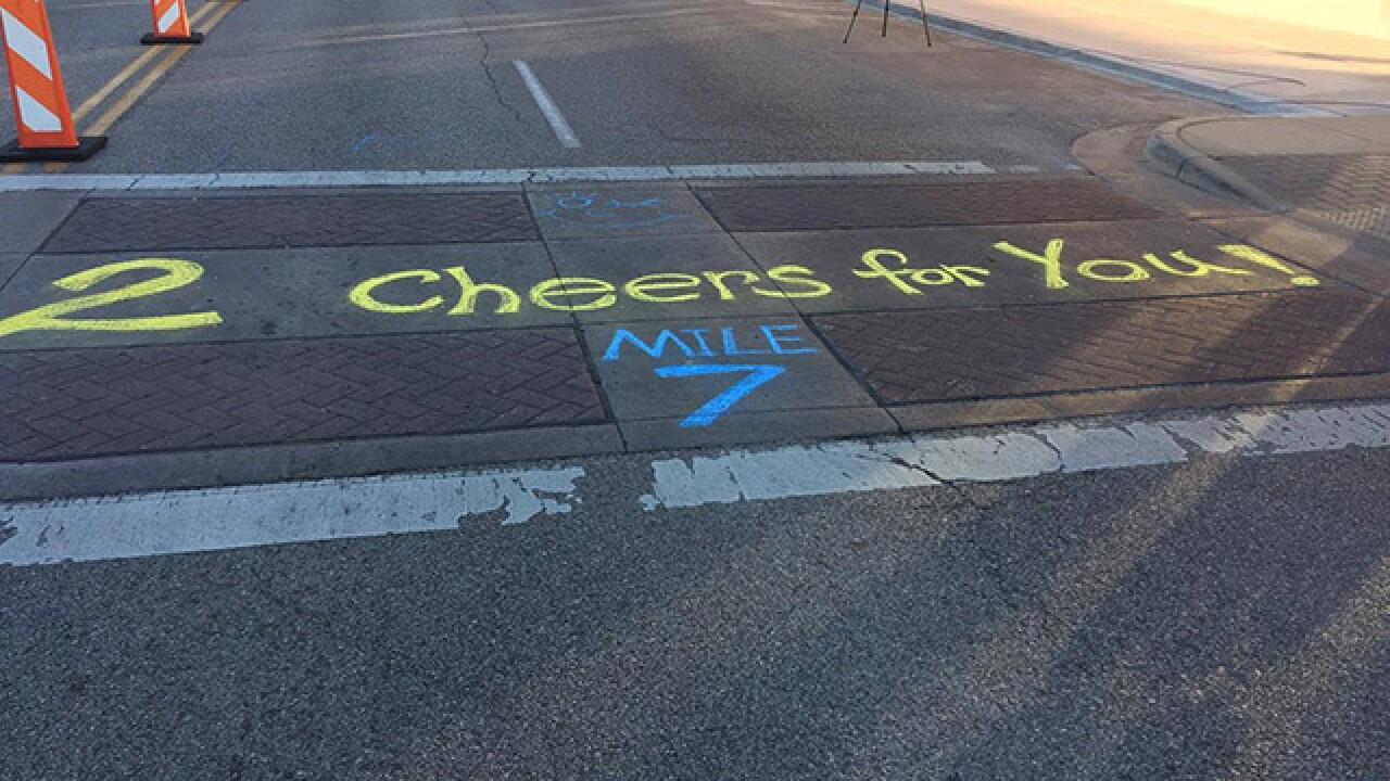 PHOTOS: Williams Route 66 Marathon 2016