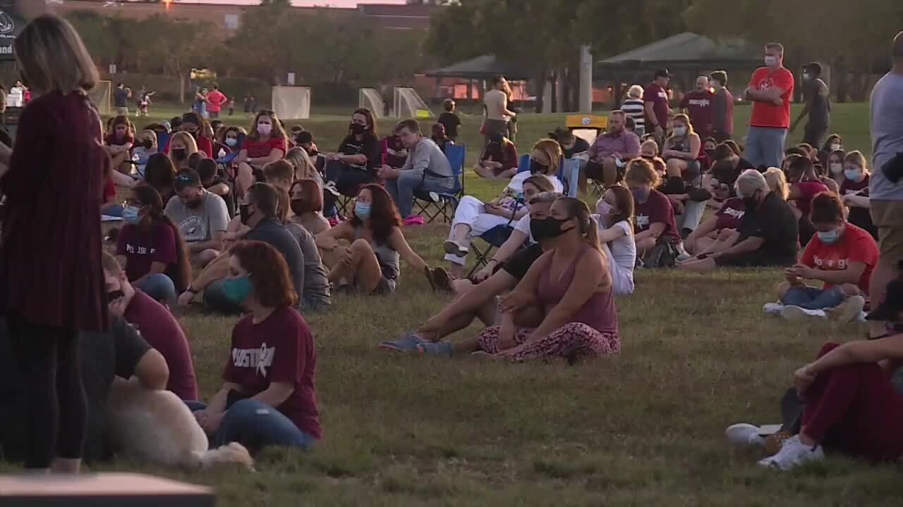 Gathering to remember Parkland school shooting 3 years later