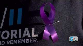 Vigil for victims of domestic violence in Pueblo