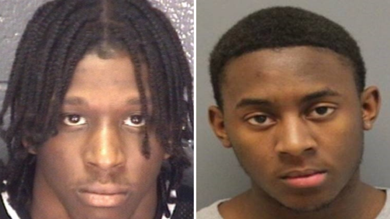 Two men wanted in connection with Newport News man's homicide at Hampton Family Dollar