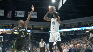 ODU men's hoops team hits the road, aims to maintain conference command