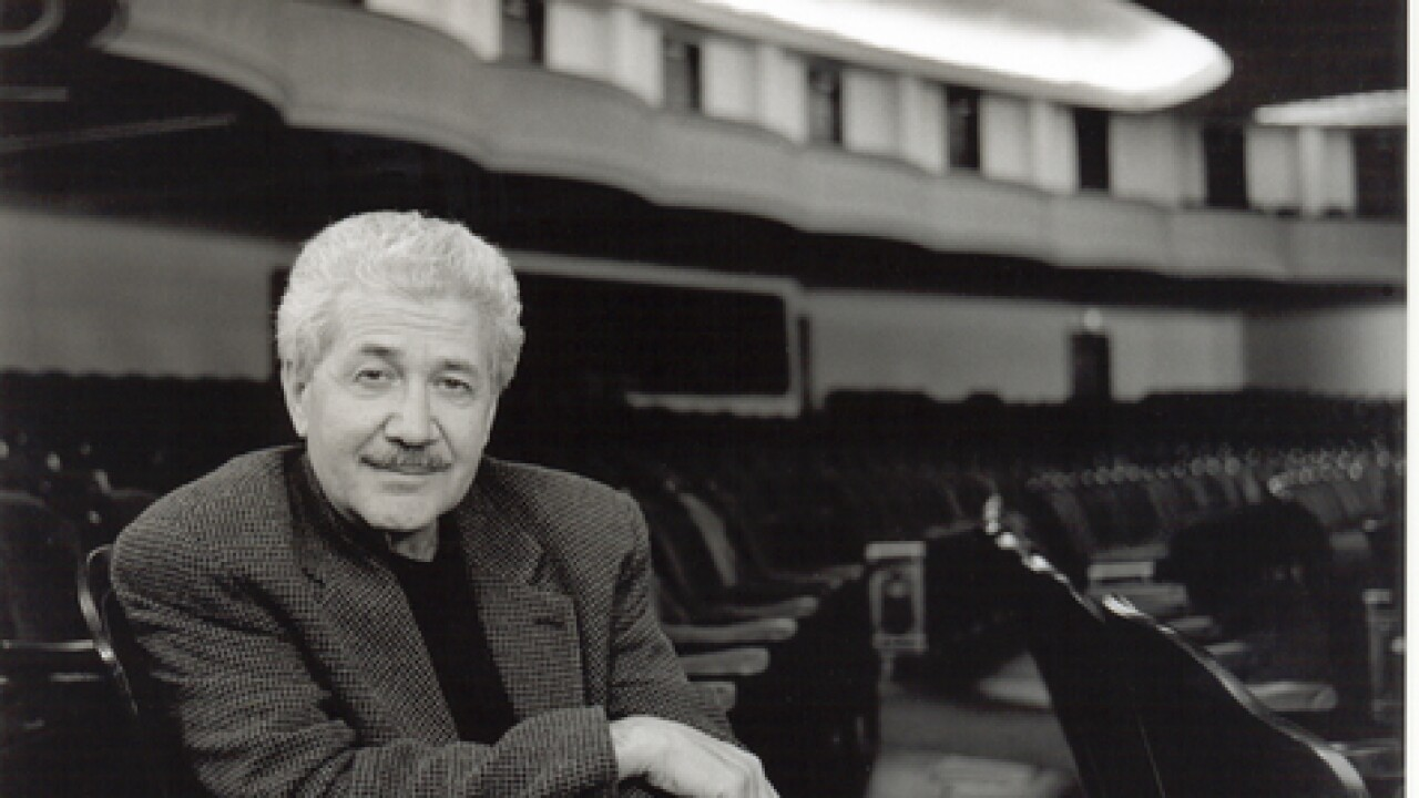 Michigan Opera Theatre founder David DiChiera dies at 83
