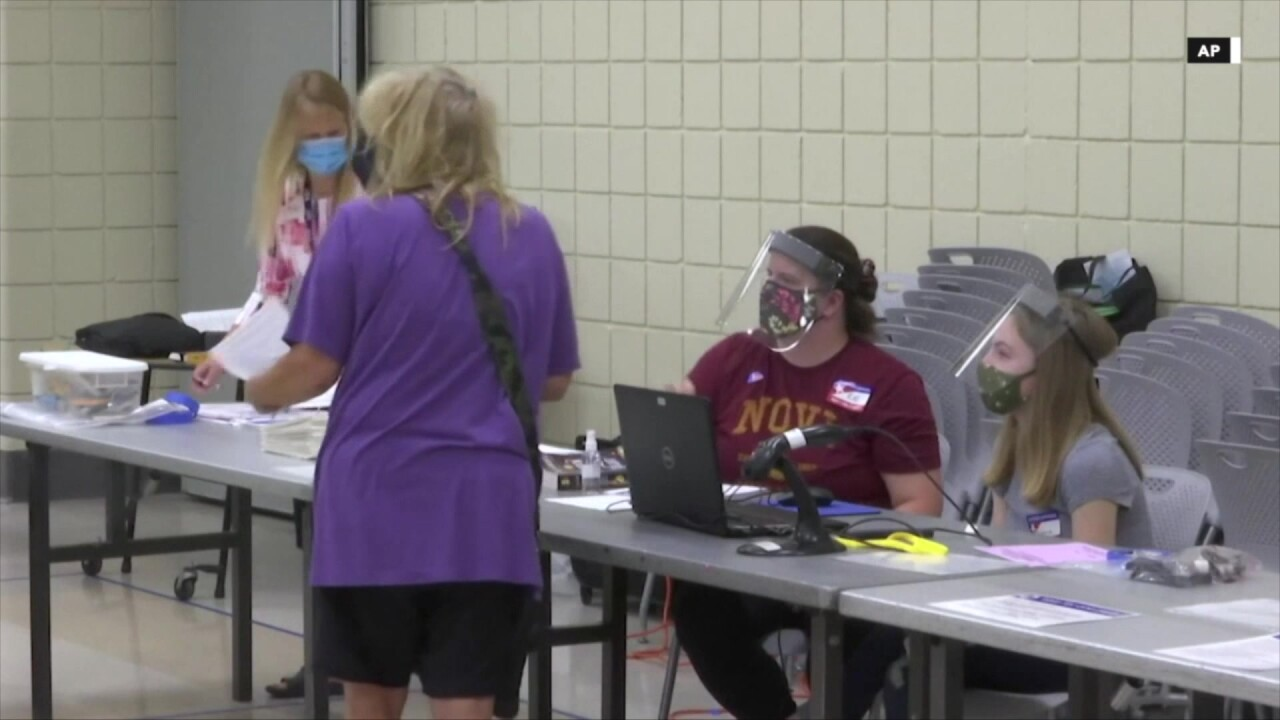 Volunteer poll workers signing up in large numbers, after concerns during primaries