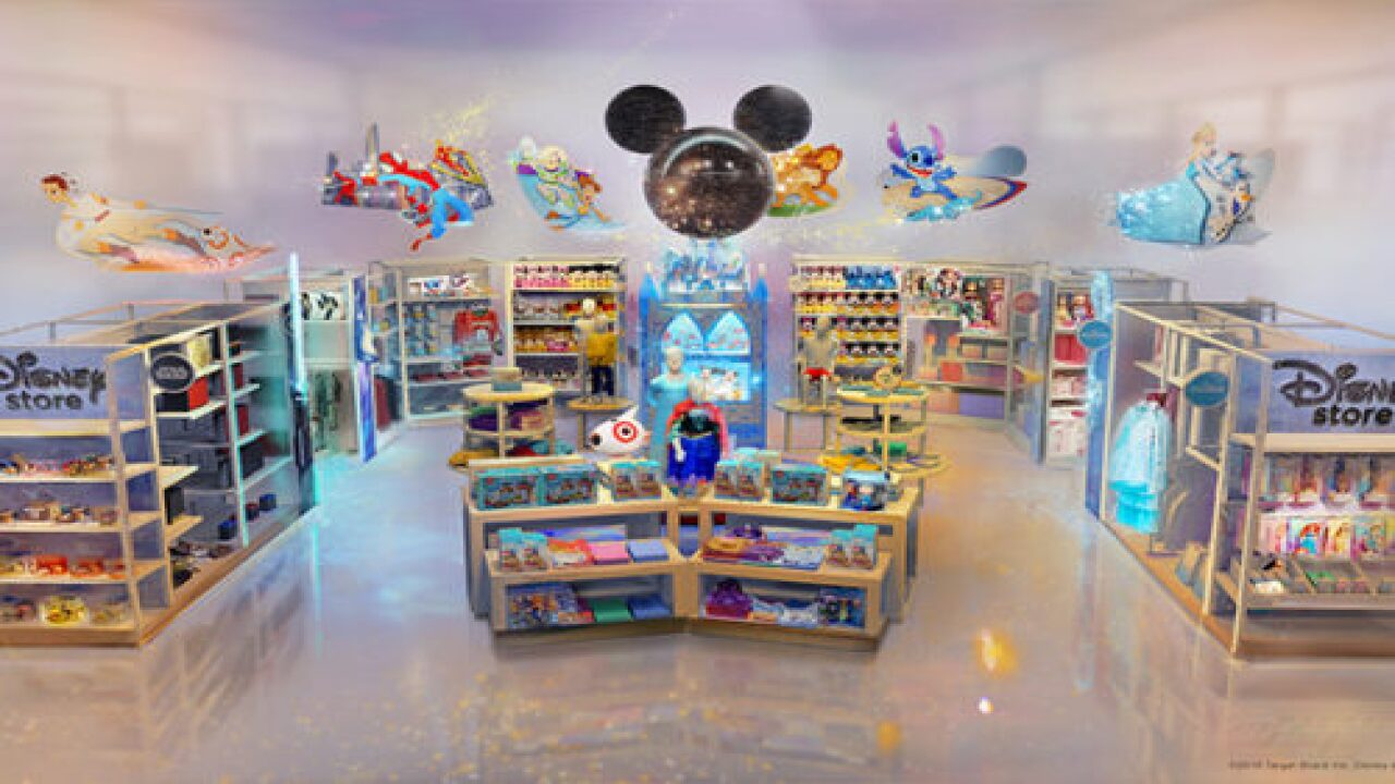 Disney Stores Are Opening In Some Target Locations—here's What We Know