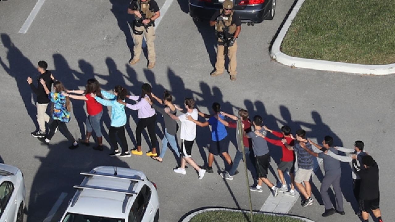 Deputy at Florida high school where 17 were killed 'never went in,' resigns