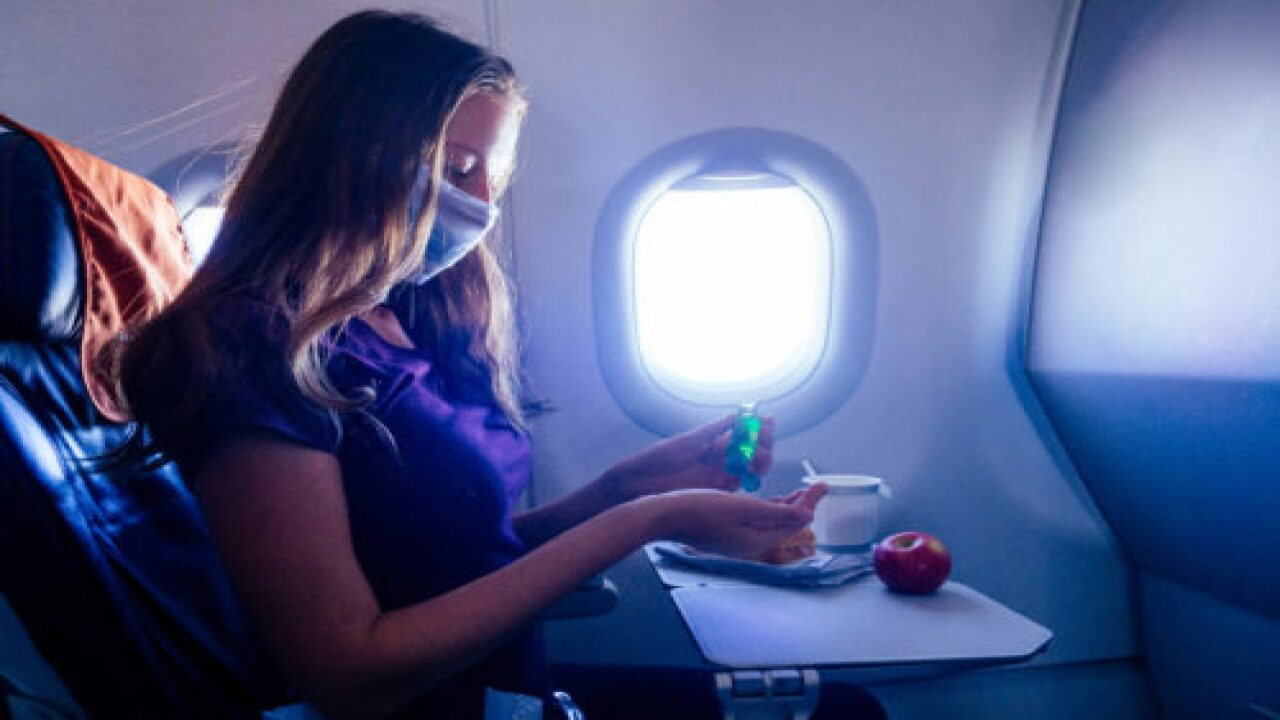 How To Stay Safe When Flying During The Pandemic