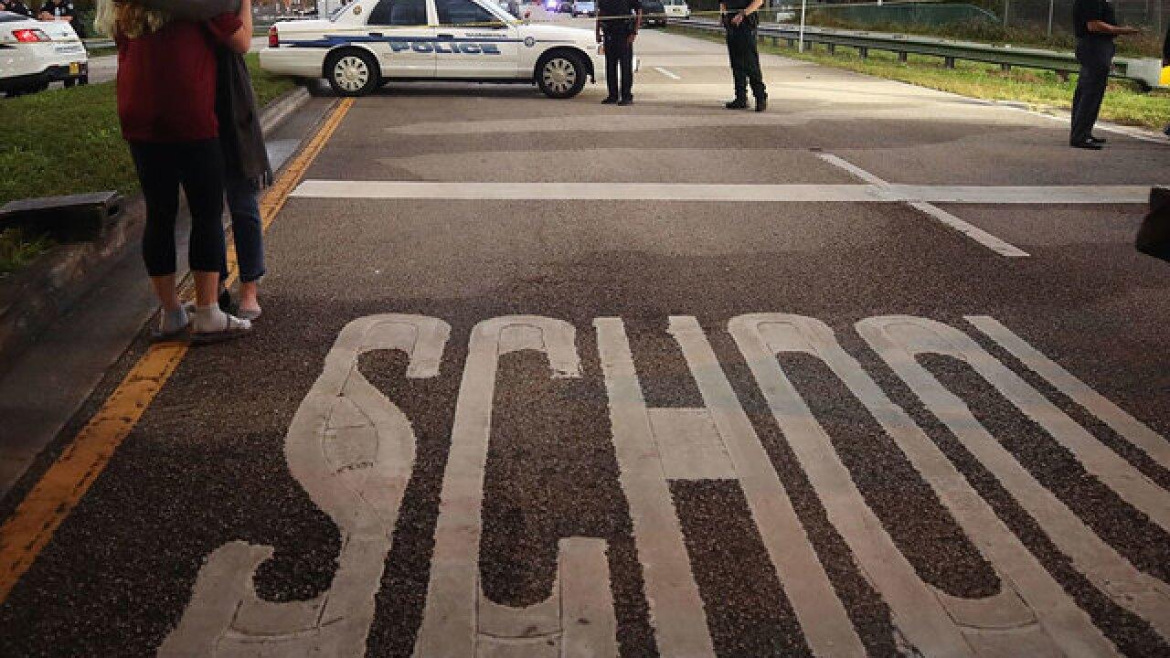 Broward County school district suspends its Parkland massacre investigation