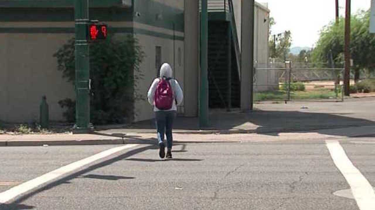 PHX takes action to create safer crosswalks