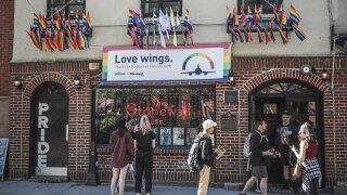 Stonewall at 50 Media