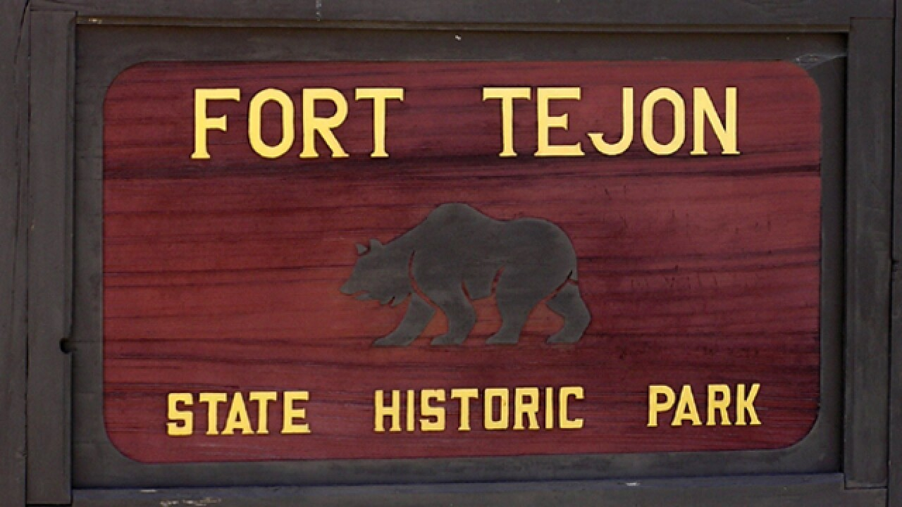 Students sleep in Army barracks, become the history through new Fort Tejon student program