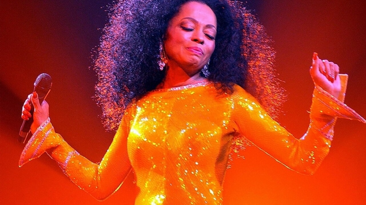 Diana Ross to perform at PNC Pavilion on Aug. 1