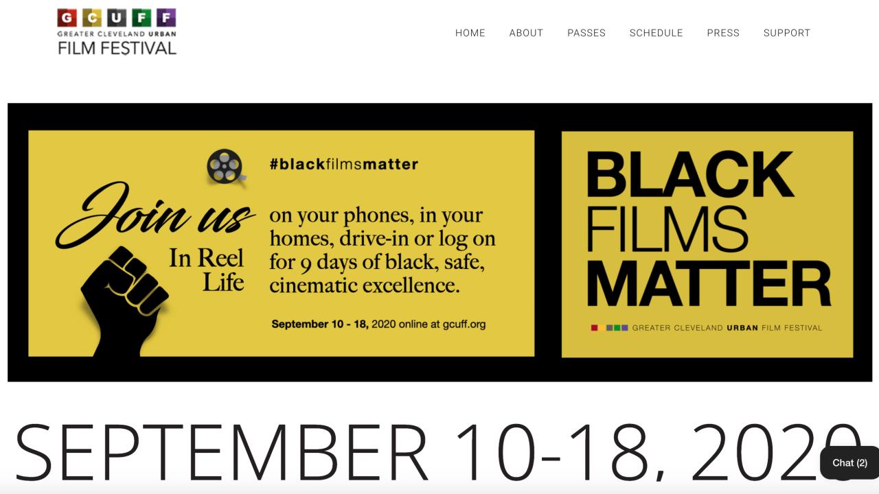 Greater Cleveland Urban Film Festival kicks off virtual event