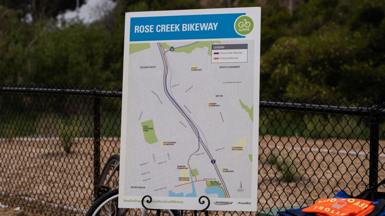 Rose Creek Bikeway