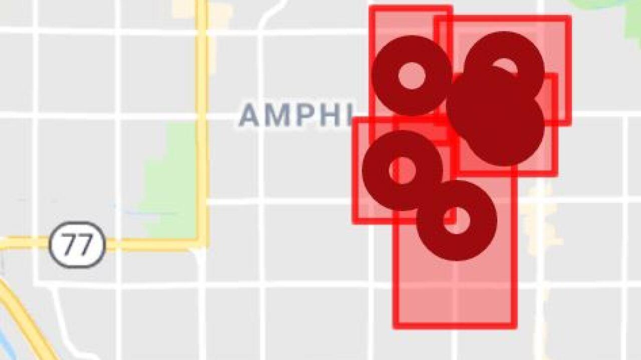 Tep Power Restored In Midtown Oro Valley