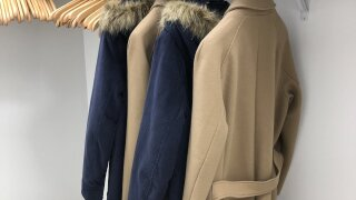 Sunshine without the winter coat: Milwaukee Mitchell Airport now has a coat check service available