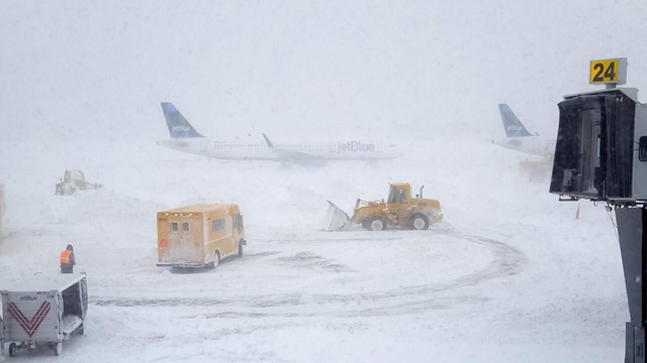Dozens of flights delayed at San Diego airport