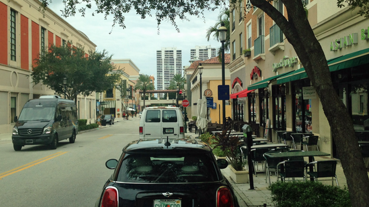 Mobility study provides vision for future of West Palm Beach