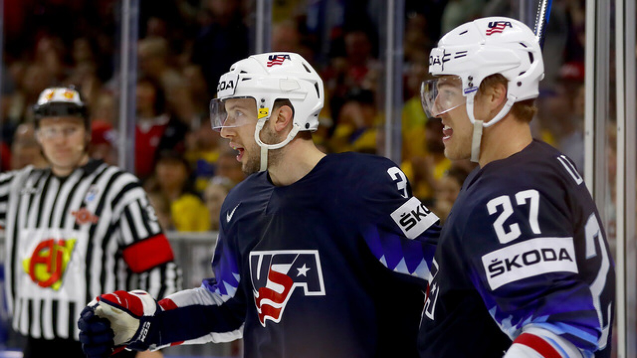 United States tops Canada to claim bronze at hockey worlds