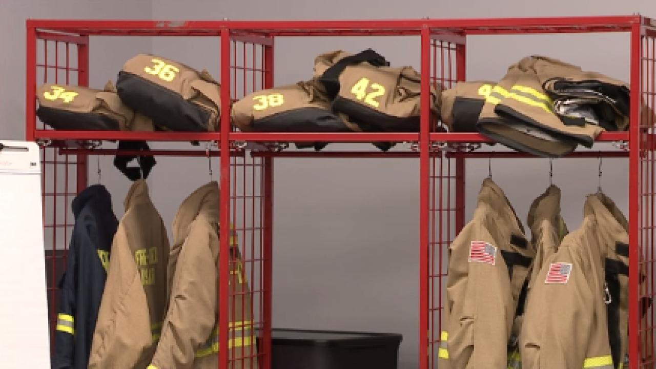 fire-dex fire gear firefighter turnout