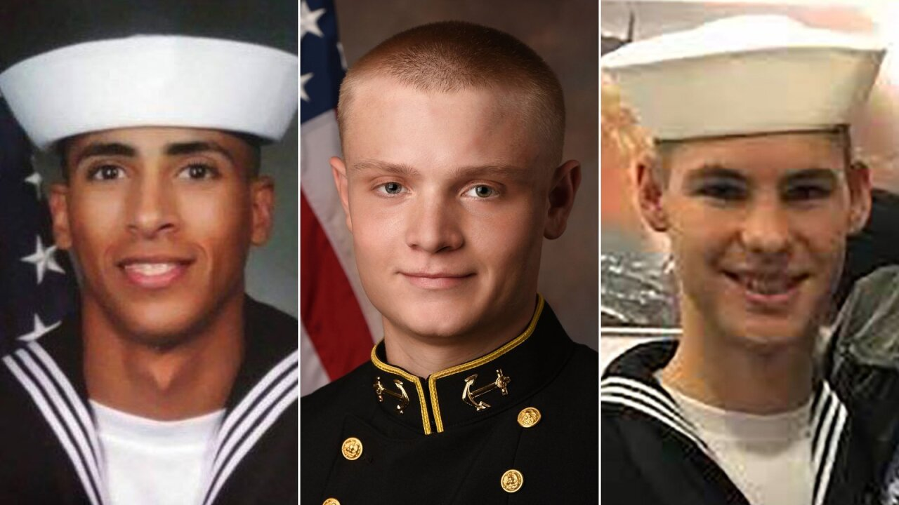 The Army-Navy game honors the three sailors who died in the Pensacola shooting