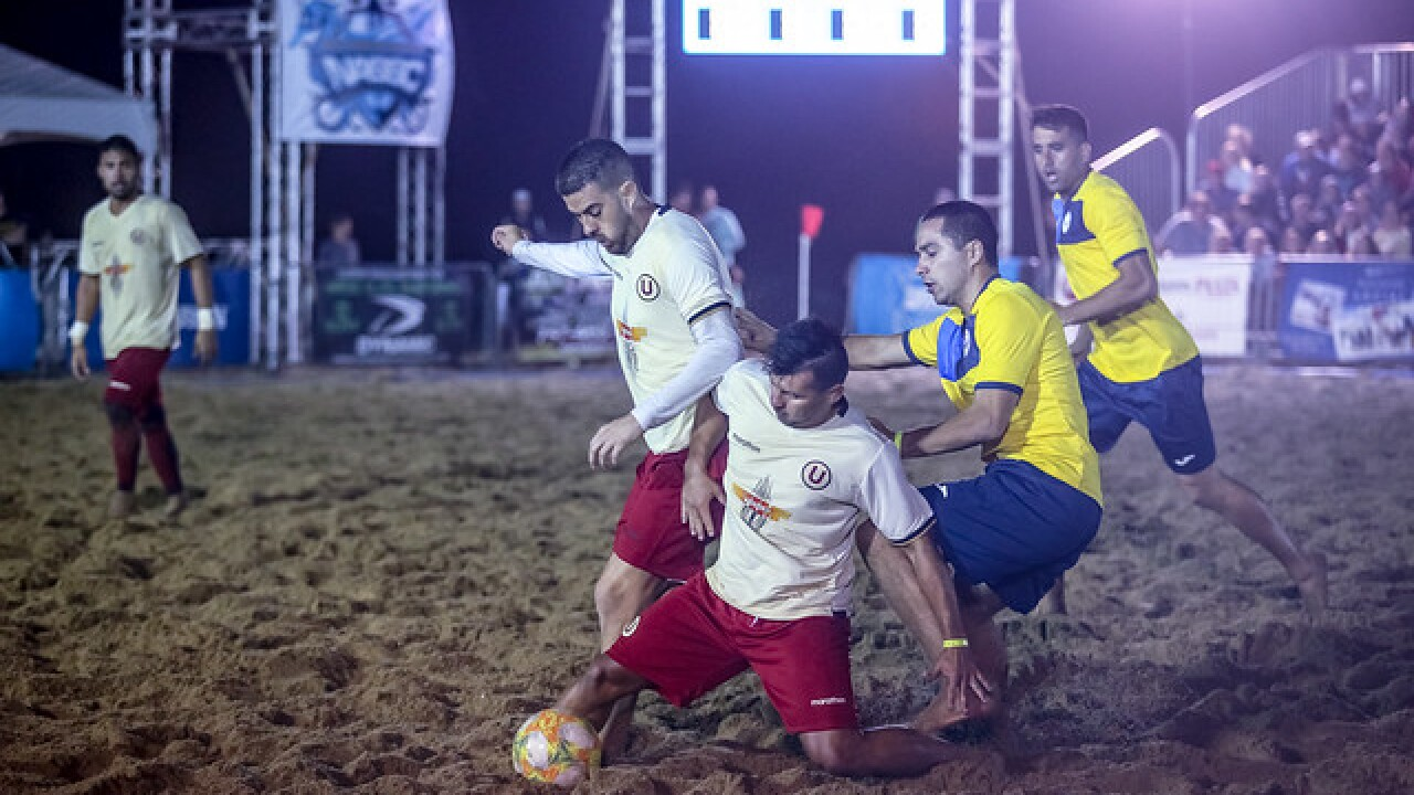 North American Soccer Championships