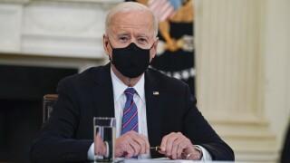 Presidet Joe Biden