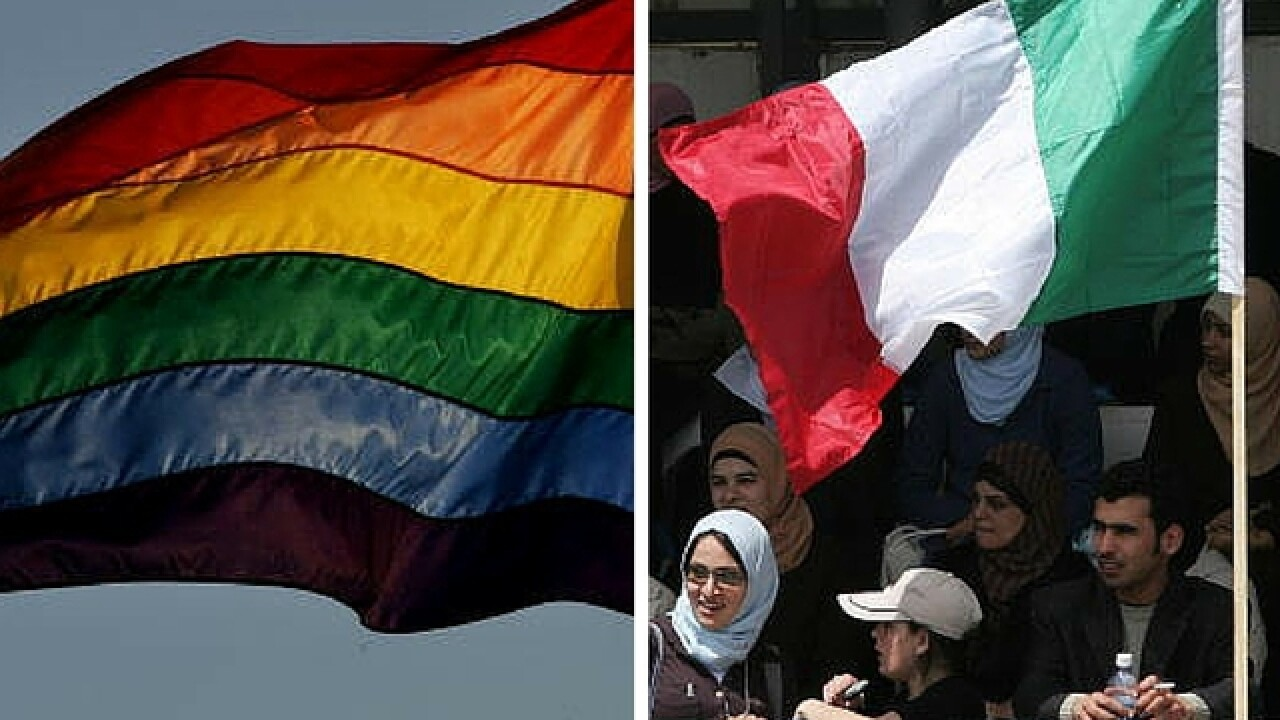 Italy to give some rights to gay couples