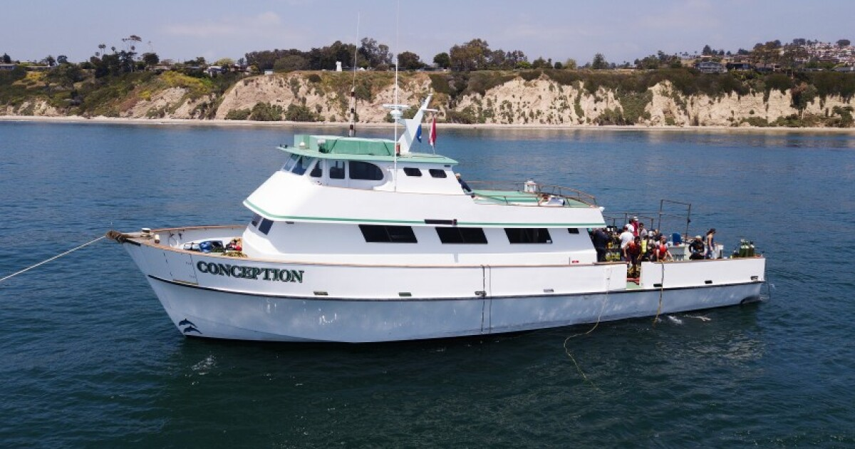 Conception dive boat crew member files lawsuit