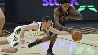 Collin Sexton, T.J. McConnell