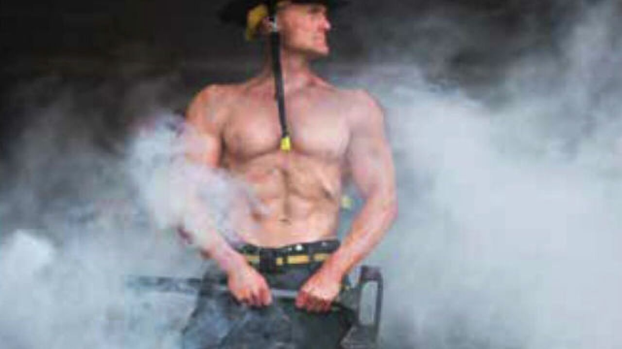 2019 Indy Firefighters Calendar releases Friday