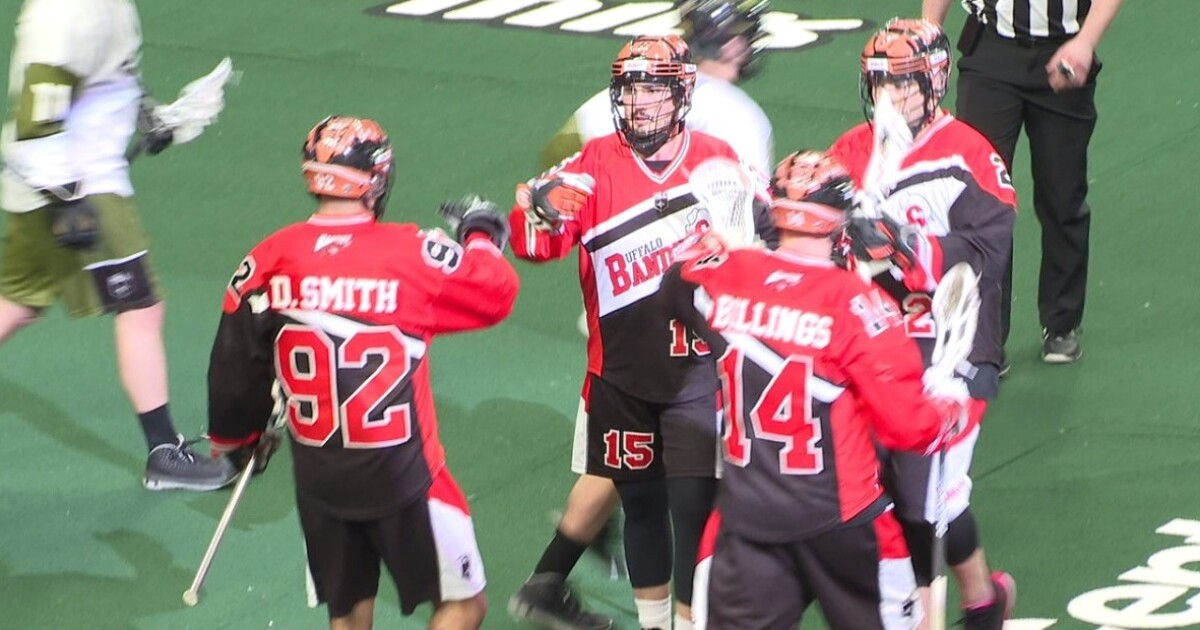 Bandits earn fifth straight win, defeat Warriors 15-8