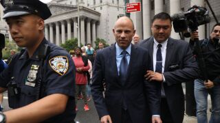 Prosecutors: Deeply-in-debt Michael Avenatti sought payday