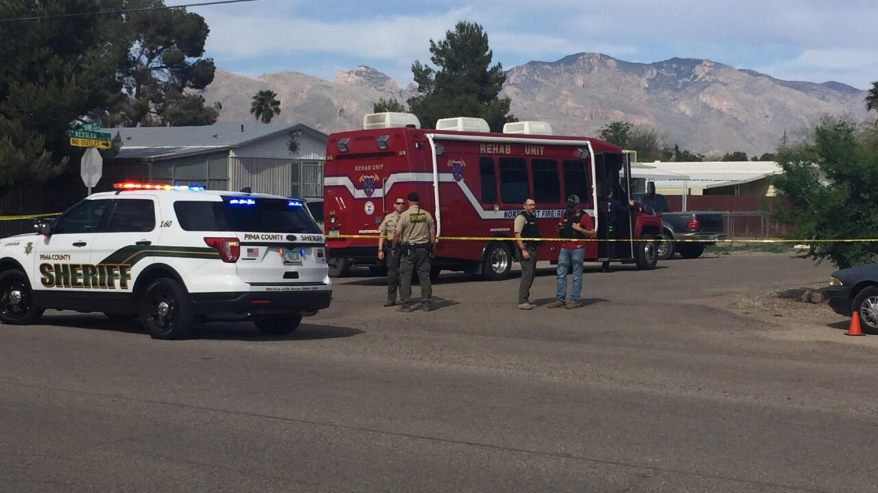 Two children found dead in west Tucson home